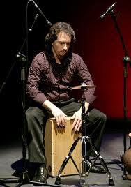 Guillermo García, percusionista