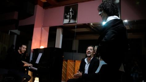 Enrique el Piculabe y Kelian Jiménez
